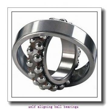 35 mm x 80 mm x 31 mm  SKF 2307 ETN9  Self Aligning Ball Bearings