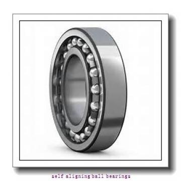 17 mm x 47 mm x 19 mm  SKF 2303 E-2RS1TN9  Self Aligning Ball Bearings