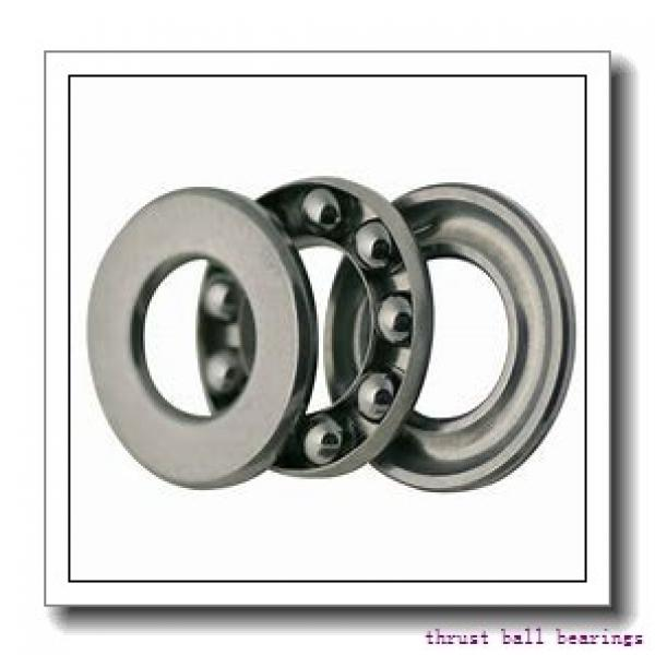 SKF 51230 M  Thrust Ball Bearing #1 image
